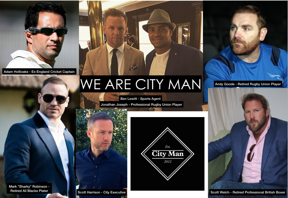 Who are we - City Man
