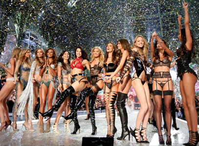 Victoria's  Secrets Fashion Show